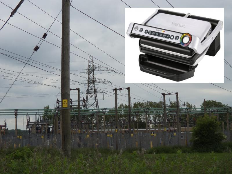 oxford power grid tefal
