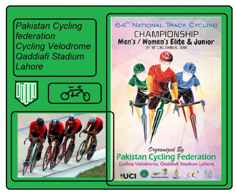 pakistan cycling federation velodrome