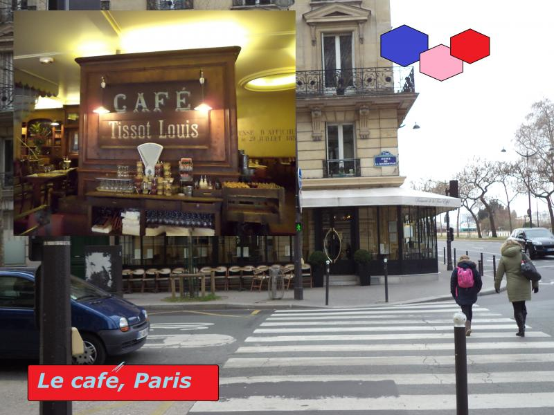 paris cafe louis