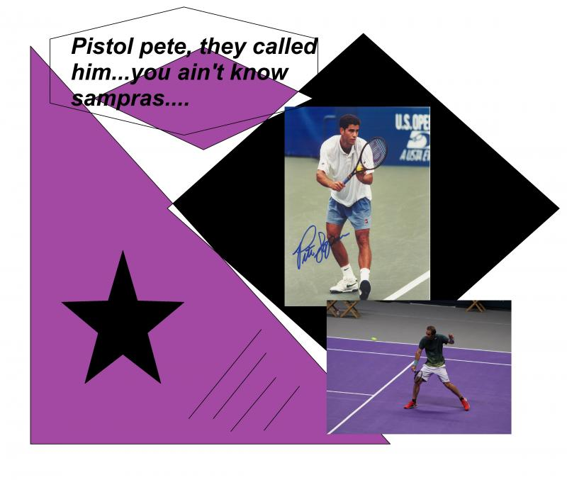 pistol pete sampras