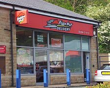 pizza hut deLivery waKefieLd