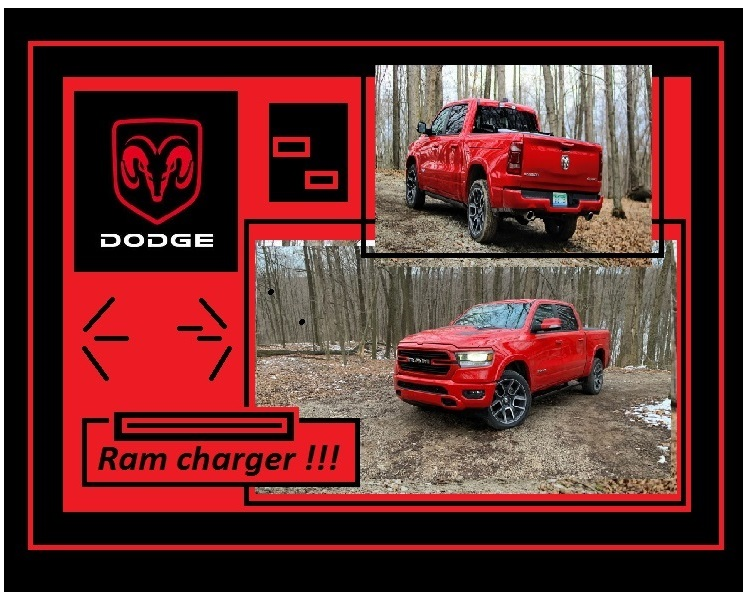 ram charger 3