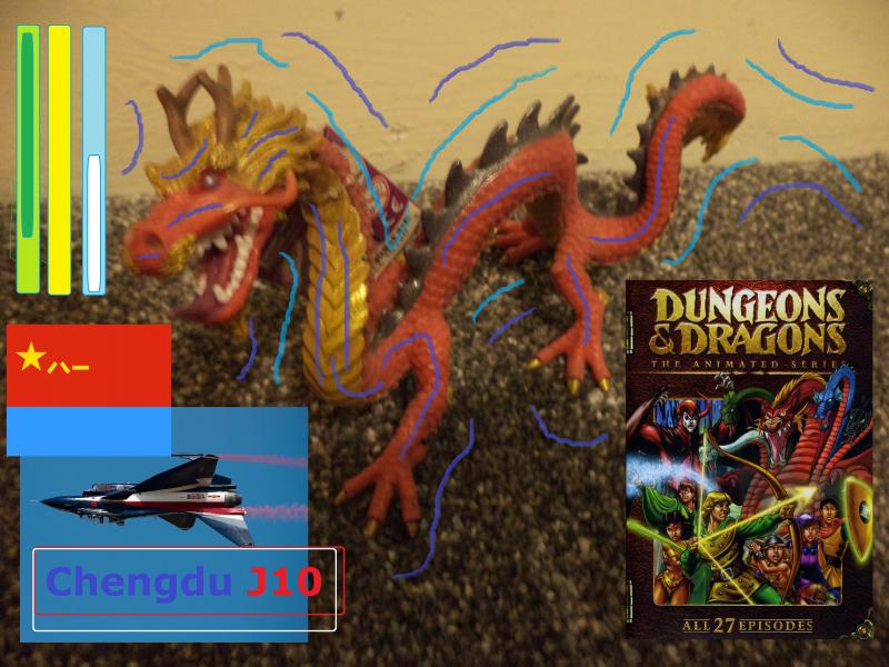 red dragon j10 dungeons chengdu
