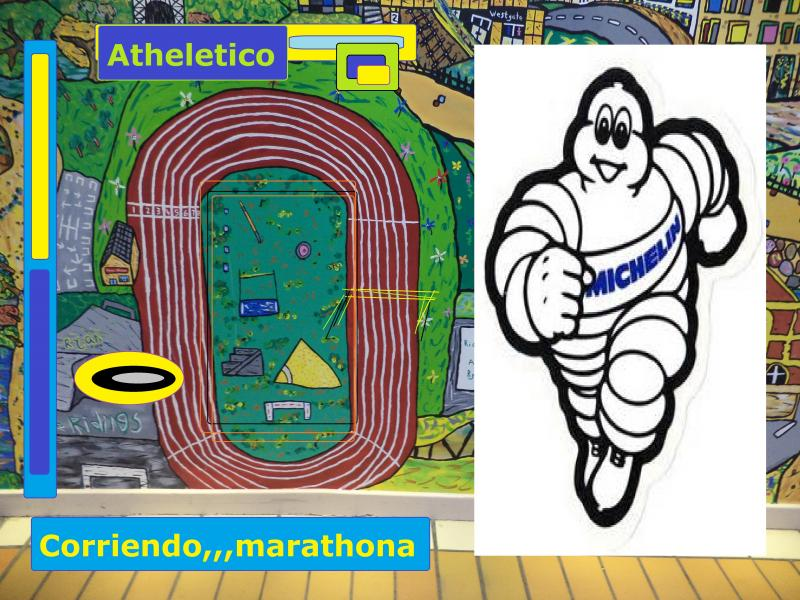 running track michelin