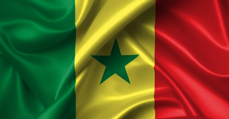 senegal flag 7861