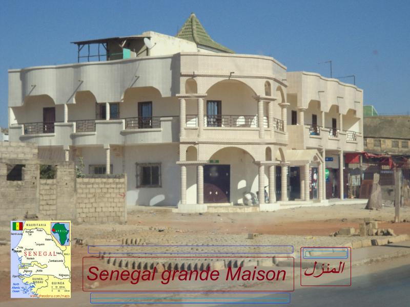 senegal house grande
