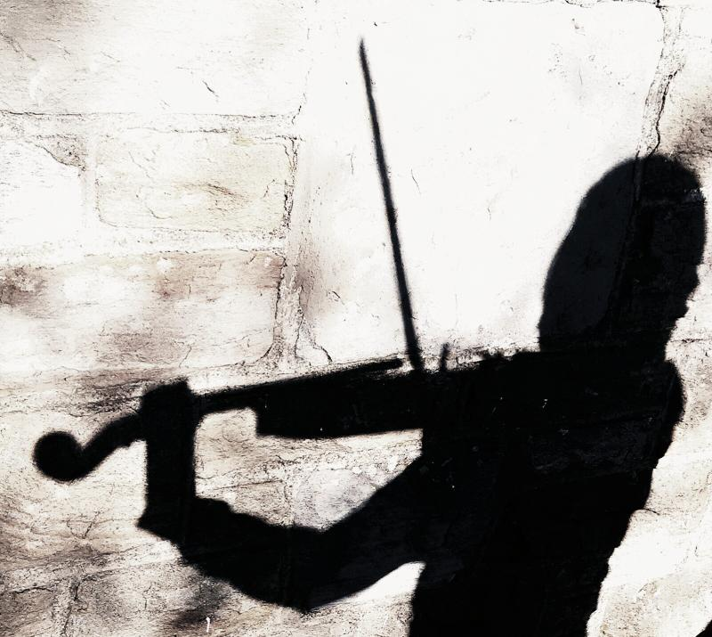 shadow violin