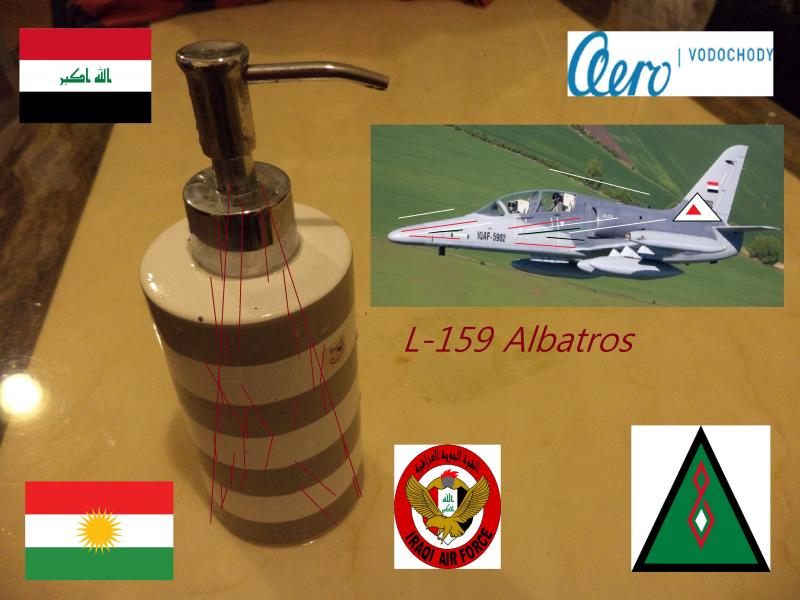 soap dispenser iraq air force