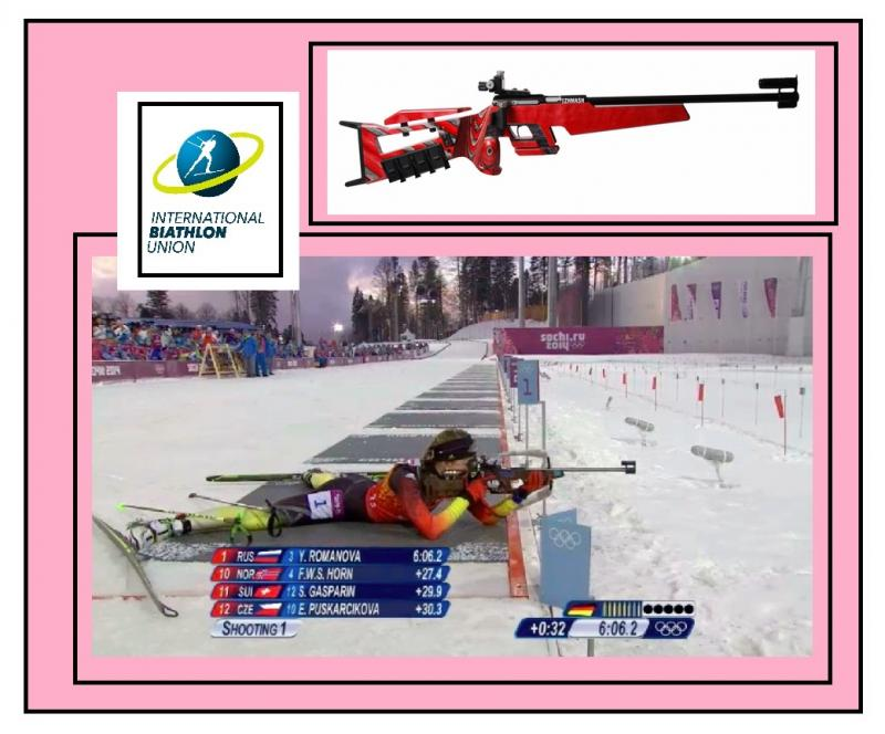 sochi russia ladies biatholon