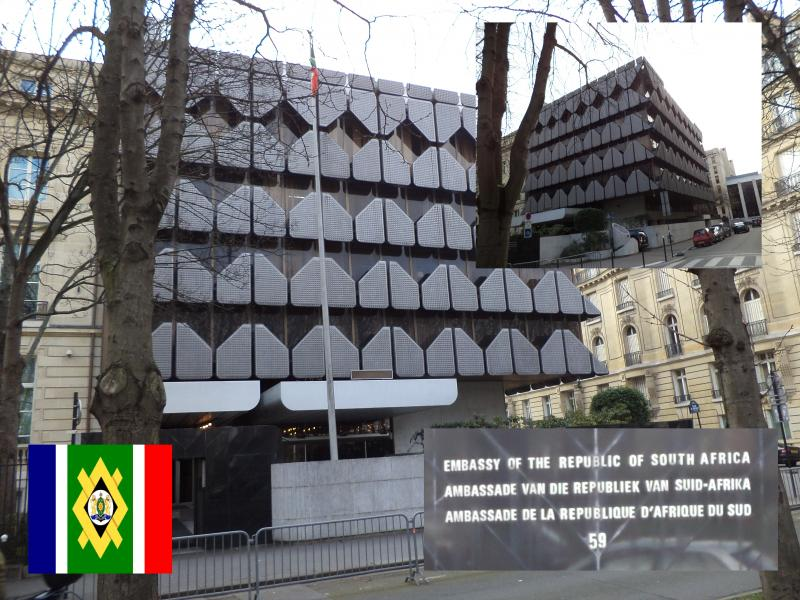 south african embassy 1 paris