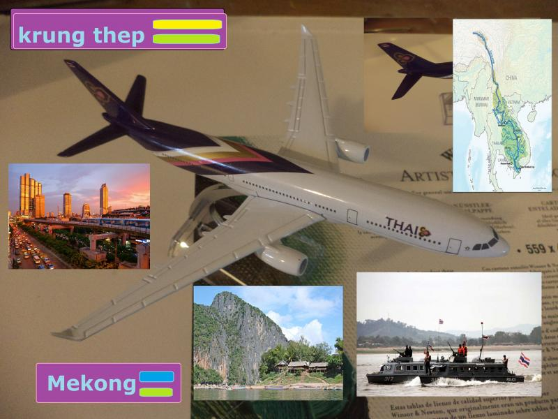 thai airways model