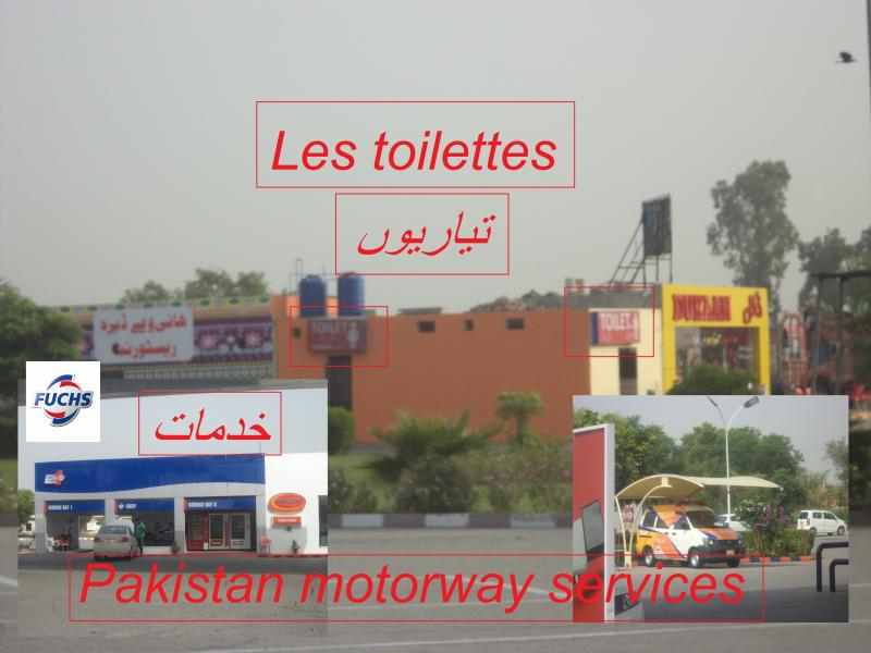 toilets pakistan services