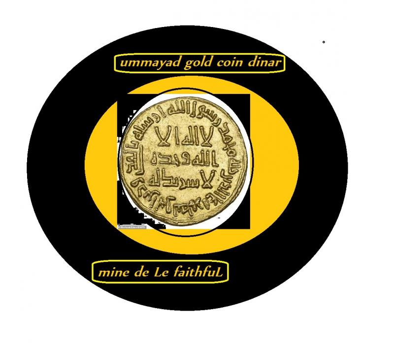 ummayad rare coin gold mine de Le faithful