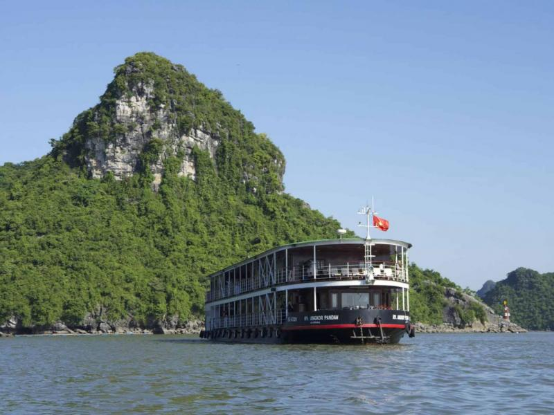vietnam cruise red river delta