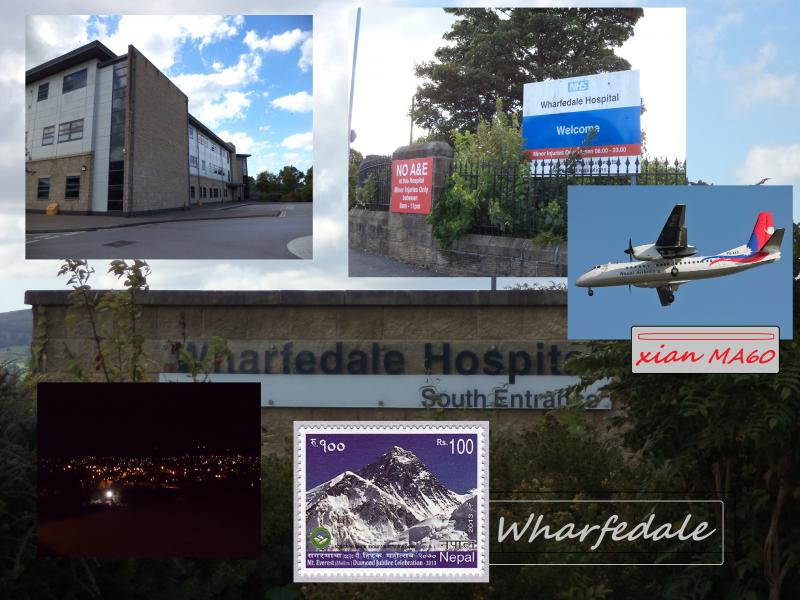 wharfedale otley hospital nepal
