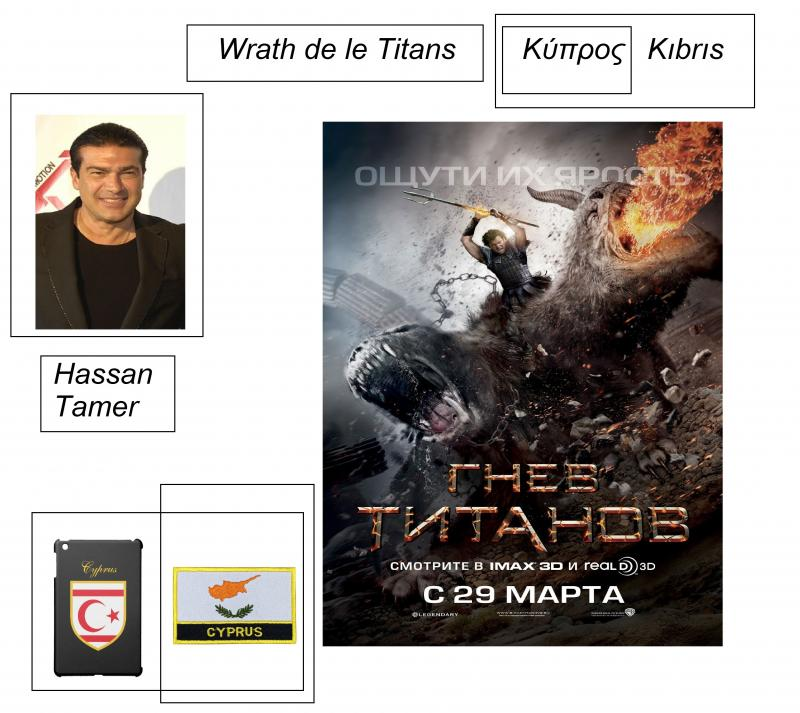 wrath of the titans cyprus turkiya